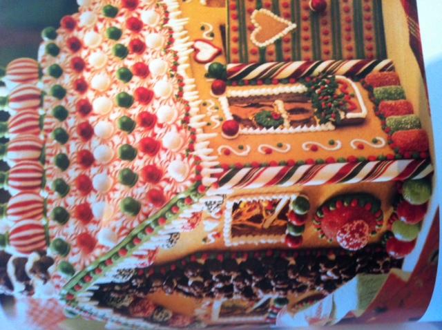 Casetta Di Natale Con Biscotti : C era una volta una casetta di pan di zenzero difficoltà elaborata